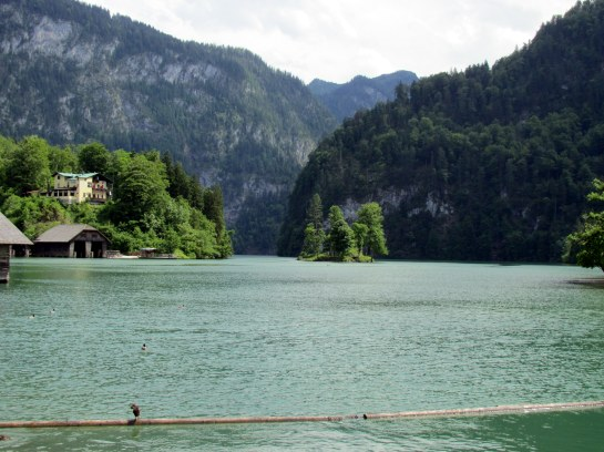 KONIGSSEE - KING'S LAKE
