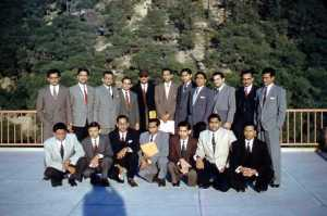 FIRST GROUP PICTURE Dec. 1, 1959