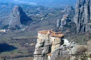 METEORA Photo Credit: Internet