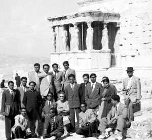 FROM AIRPORT TO PARTHENON