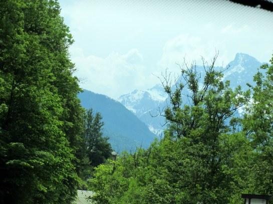TRIP TO BAVARIAN MOUNTAINS