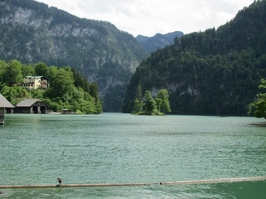 KING'S LAKE, BAVARIA