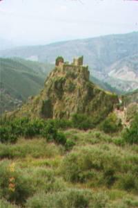 LANJRON FORTRESS
