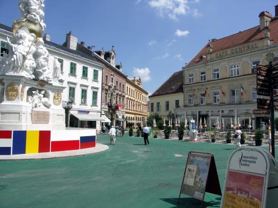 BADEN, AUSTRIA