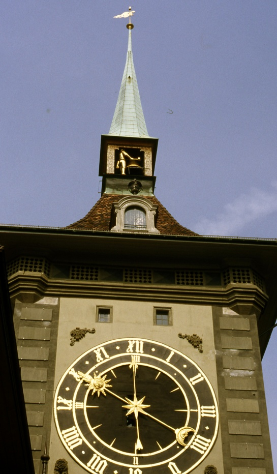 CLOCKTOWER IN BERN