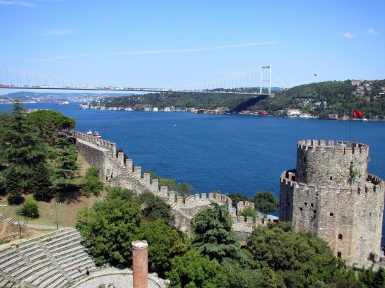 BOSPHORUS AND THE FORTRESS