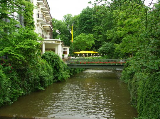 ATLANTIC PARKHOTEL IN BADEN BADEN