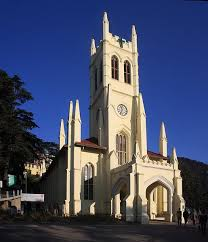 ANGLICAN CHURCH OF KASAULI