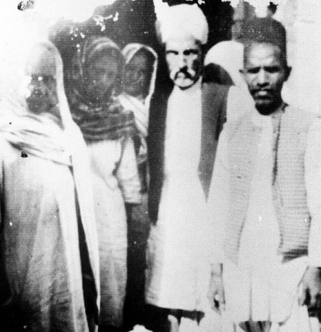 MY GRANDPARENTS - MY GRANDFATHER (Ghulam Nabi) AND GRANDMOTHER (Sultan Bibi)