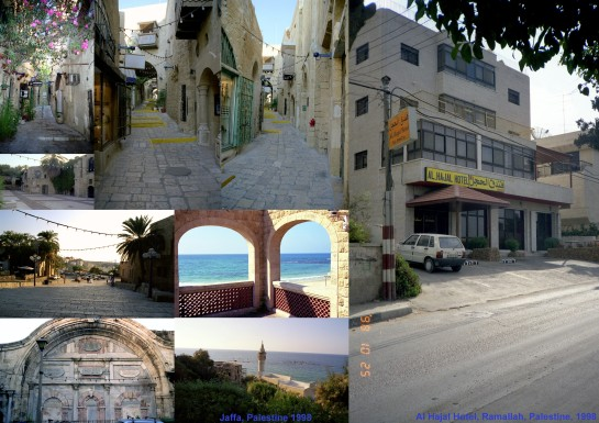 AN OVERVIEW OF A VISIT TO JAFFA IN 1998
