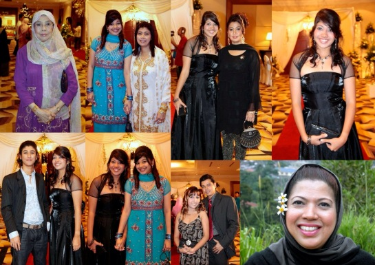 MY COUSIN ASRAF's FAMILY IN SINGAPRE
