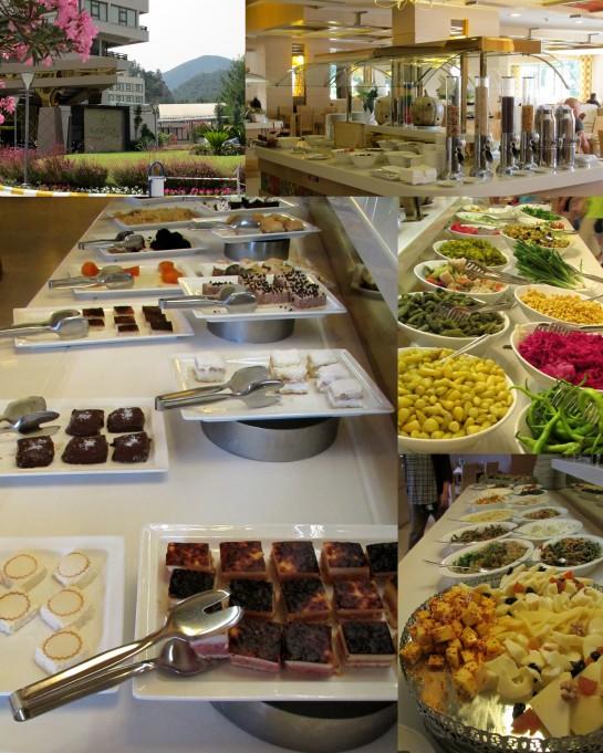 KAYA IZMIR Smyrna Buffet Restaurant