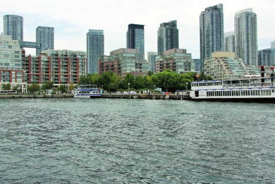 TORONTO the BEAUTIFUL Queens Quay W