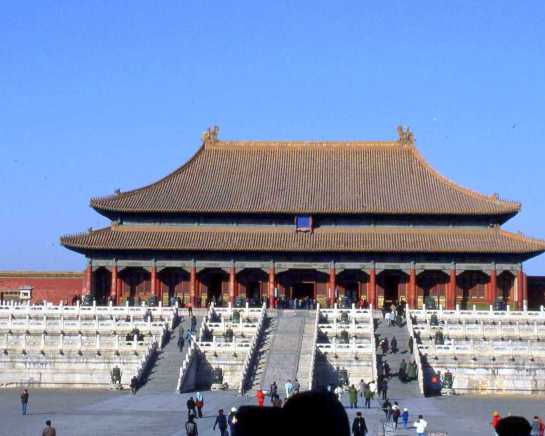 FORBIDDEN CITY AS IN 1989