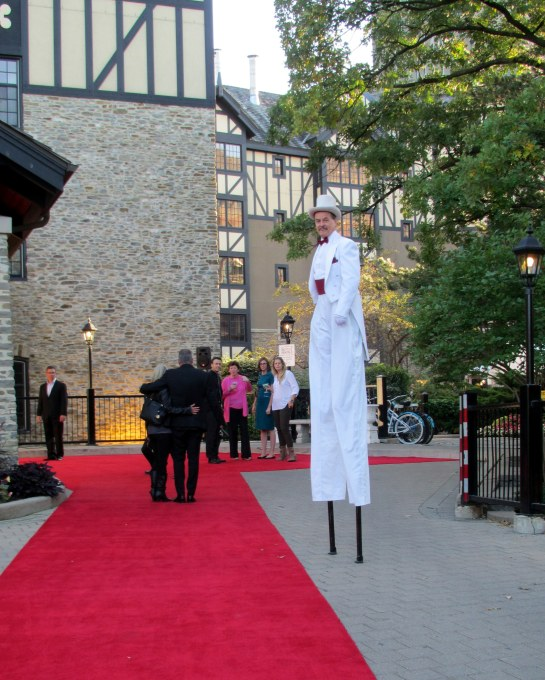 OLD MILL INN & SPA Red Carpet Reception