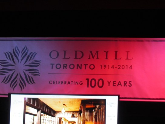 OLD MILL INN & SPA Celebrating its 100th Anniversary