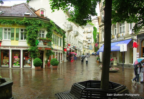 BADEN BADEN - THE BEAUTIFUL