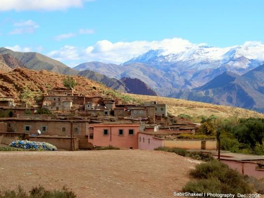 Tin Mal Village